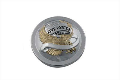 V-Twin 38-7003 - Eagle Spirit Gas Cap Vented