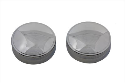 V-Twin 38-7030 - Replica Gas Cap Set Vented and Non-Vented