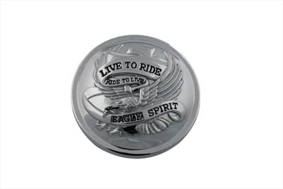 V-Twin 38-7037 - Eagle Spirit Gas Cap Non-Vented