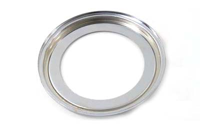 V-Twin 39-0130 - Chrome Speedometer Adapter Ring