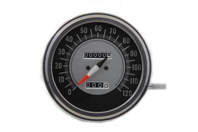V-Twin 39-0313 - Speedometer with 2:1 Ratio