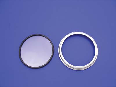 V-Twin 39-0333 - Speedometer Bezel/Lens Kit