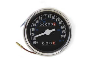 V-Twin 39-0335 - 2:1 Speedometer Head