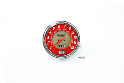 V-Twin 39-0374 - Replica Speedometer with 2240:60 Ratio