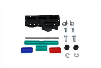 V-Twin 39-0382 - Dash Panel Lens Hardware Kit