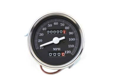 V-Twin 39-0389 - Speedometer Head with 2:1 Ratio