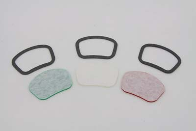 V-Twin 39-0419 - Dash Panel Lens Set