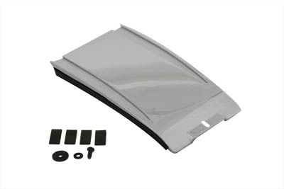 V-Twin 39-0429 - Dash Cover Extension Chrome
