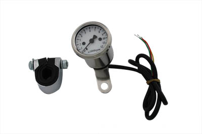V-Twin 39-0438 - Electronic 48mm Tachometer