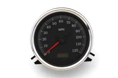 V-Twin 39-0449 - Replica Electric Speedometer