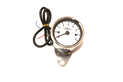 V-Twin 39-0576 - Electronic 60mm Tachometer