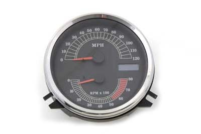 V-Twin 39-0651 - Electronic Speedometer Assembly