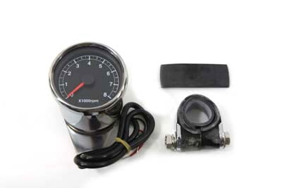 V-Twin 39-0860 - Electronic 60mm Tachometer