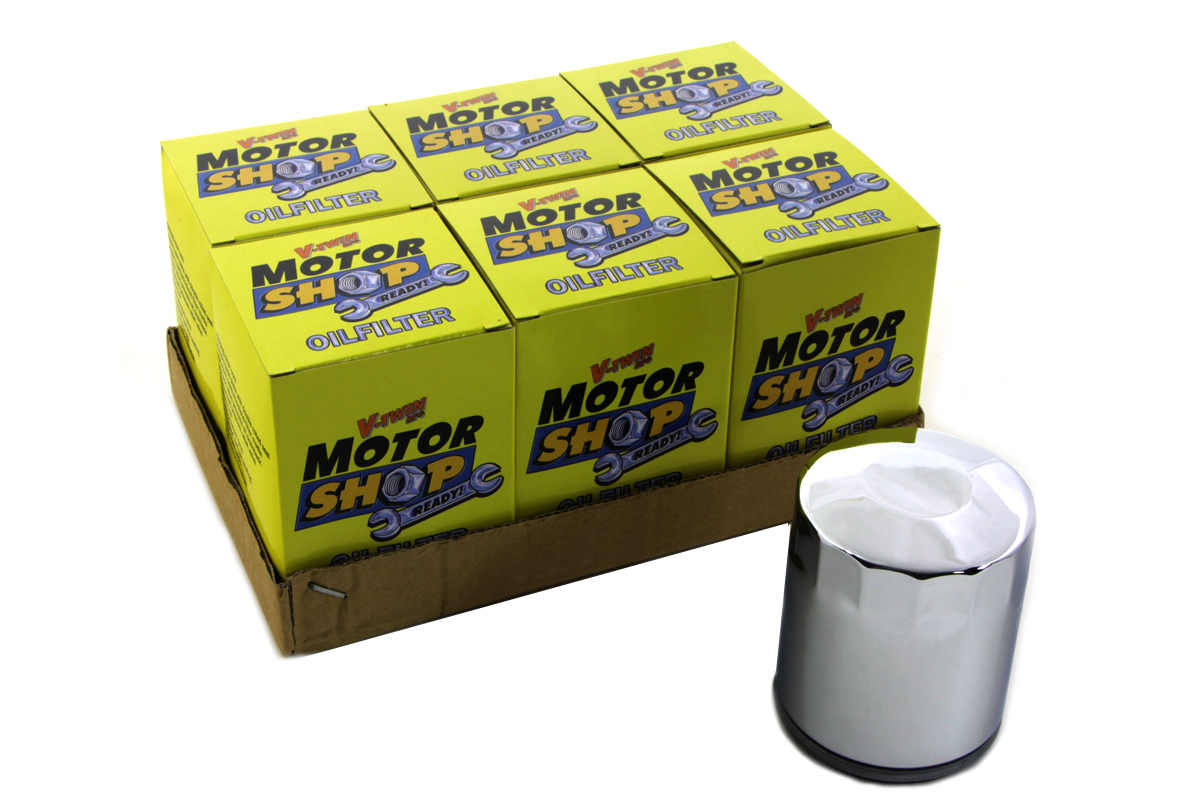 V-Twin 40-0233 - Motor Shop Oil Filter