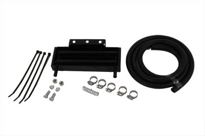 V-Twin 40-0305 - Sifton Oil Cooler Horizontal Mount Style