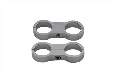 V-Twin 40-0342 - Oil Cooler Clamp Set