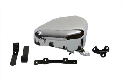 V-Twin 40-0400 - Oil Tank Chrome