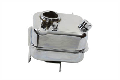 V-Twin 40-0413 - Chrome Oil Tank