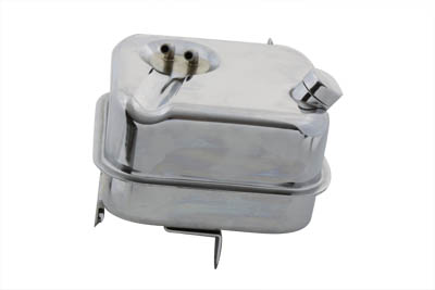 V-Twin 40-0414 - Chrome Oil Tank