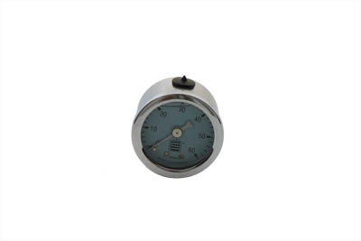 V-Twin 40-0571 - Liquid Filled Oil Pressure Gauge