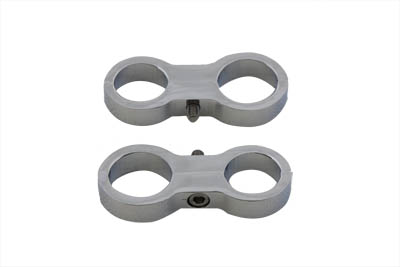 V-Twin 40-0590 - Oil Cooler Clamp Set