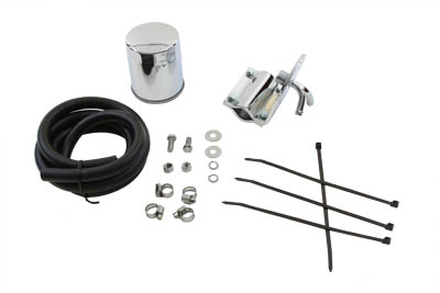 V-Twin 40-0850 - Pura Flow Universal Oil Filter Kit