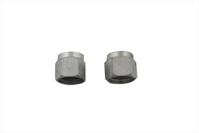 V-Twin 40-0903 - Gas Line Nut Set Cadmium