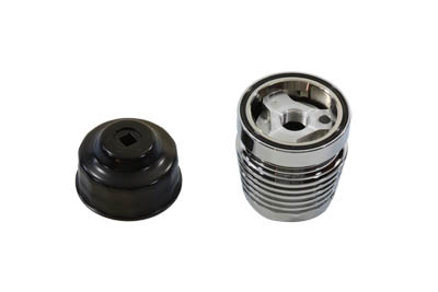 V-Twin 40-5000 - Sifton Spin On Oil Filter Kit