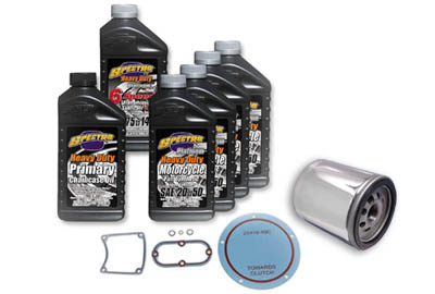 V-Twin 41-0054 - TC-88 Complete Oil Change Kit