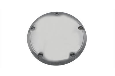 V-Twin 42-0120 - 5-Hole Derby Cover Chrome