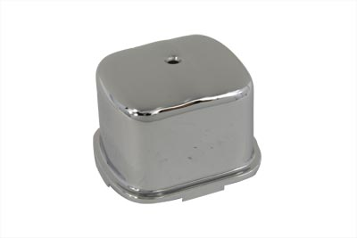 V-Twin 42-0402 - Regulator Cover 12 Volt Bosch Chrome
