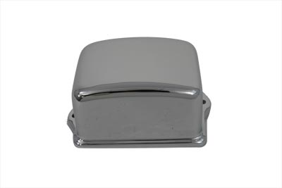 V-Twin 42-0403 - Chrome 12 Volt Delco Type Regulator Cover