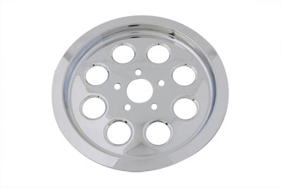 V-Twin 42-0660 - Outer Pulley Cover 70 Tooth Chrome