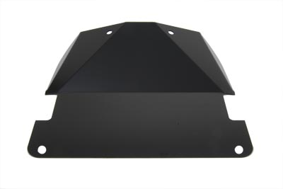 V-Twin 42-0708 - Rear Frame Cover Black