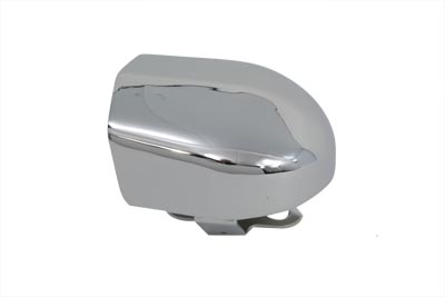 V-Twin 42-0755 - Horn Cover Chrome