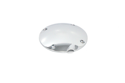 V-Twin 42-0757 - Clutch Inspection Cover Chrome