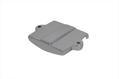 V-Twin 42-0762 - Chrome 6 Volt Battery Top Cover