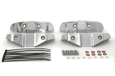V-Twin 42-0796 - Rocker Box Dress Cover Set