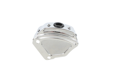 V-Twin 42-0844 - Brake Caliper Cover Left Side Chrome