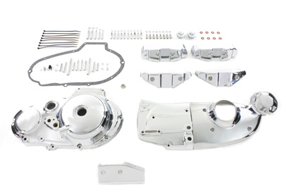 V-Twin 42-0847 - Chrome Engine Dress Up Kit