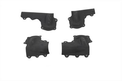 V-Twin 42-0854 - Rocker Arm Cover Set Parkerized