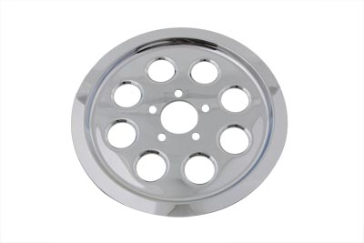 V-Twin 42-0963 - Outer Pulley Cover 70 Tooth Chrome