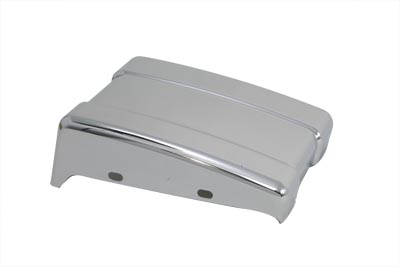 V-Twin 42-1002 - Battery Side Cover Chrome