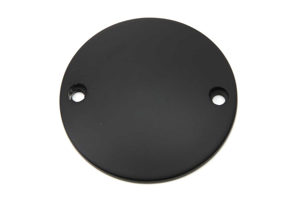 V-Twin 42-1116 - Black Smooth Domed Ignition System Cover