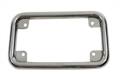V-Twin 42-5046 - License Plate Frame Stainless