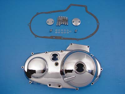V-Twin 43-0234 - Chrome Outer Primary Cover Kit