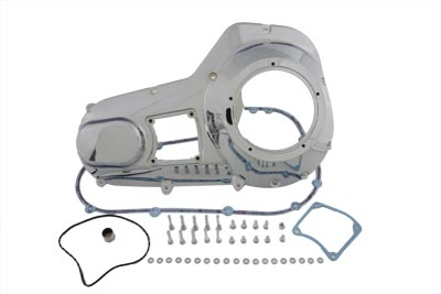 V-Twin 43-0249 - Chrome Outer Primary Cover Kit