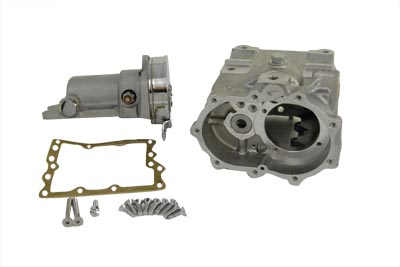 V-Twin 43-0551 - 4-Speed Transmission Case with Ratchet Top