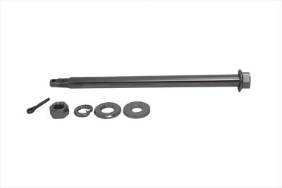 V-Twin 44-0566 - Chrome Rear Axle Kit