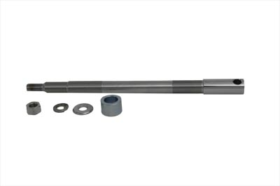 V-Twin 44-0580 - Chrome Front Axle Kit